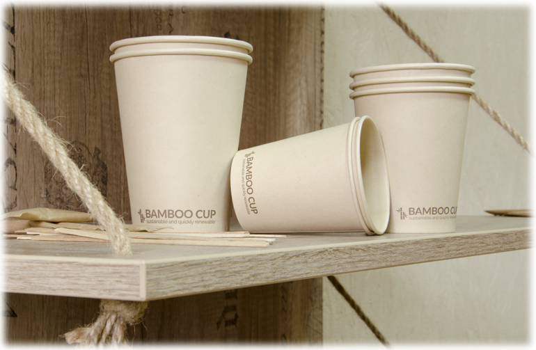Bamboo Cup - Стаканчики Бамбук