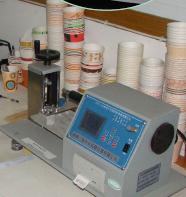 тест машина на деформацию