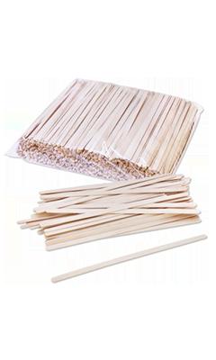 Деревянные палочки (180 мм)